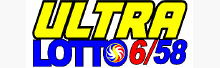 Philippines - Ultra Lotto 6/58