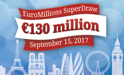 EuroMillions Superdraw 2017 – Next EuroMillions Superdraw