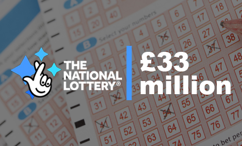 National Lottery winner